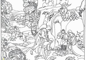 Shepherds and Angels Coloring Page Color Pages Jesus the ...