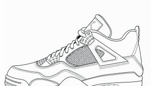 Shoe Coloring Pages Printable Coloring Book Nike Shoe Coloring Sheets to Print Lebron