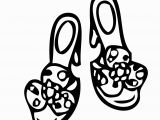 Shoe Coloring Pages Printable Girls Shoes Coloring Page Printable Free for Girls
