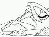 Shoe Coloring Pages Printable Jordan Shoes Coloring Pages Coloring Home
