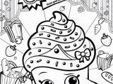 Shopkins Christmas Coloring Page Graffitiraw