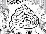 Shopkins Coloring Pages Season 10 Shopkins Coloring Pages Season 1 Cupcake Queen