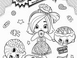 Shopkins Happy Places Coloring Pages Shopkins Happy Places Coloring Pages