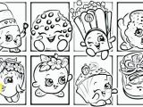 Shopkins Kooky Cookie Coloring Page Shopkins Coloring Sheets Pages Kooky Cookie Page for Your Ice Cream