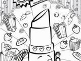 Shopkins Poppy Corn Coloring Page 9 Best Shopkins Coloring Pages Images On Pinterest