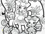 Shoppies Wild Style Coloring Pages Coloring Free Clipart 2847