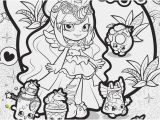 Shoppies Wild Style Coloring Pages the Suitable Shopkins Coloring Book Famous