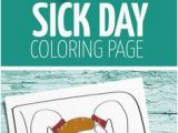 Sick Person Coloring Page 610 Best Coloring Pages & Printables Images On Pinterest