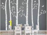 Silver Birch Wall Mural 12 Best Birch Tree Mural Images