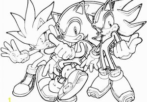 Silver sonic the Hedgehog Coloring Pages sonic the Hedgehog Coloring Pages Fresh sonic the Hedgehog Coloring
