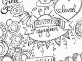 Simple Bible Coloring Pages Chosen Delivered forgiven and Amazing Grace Coloring Page