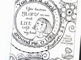 Simple Bible Coloring Pages Instant Download Simple Blessings Adult and Childrens