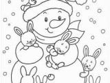 Simple Christmas Coloring Pages Christmas Coloring Picture Rauf Momin
