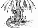 Simple Dragon Coloring Page Art Google Search Random Art