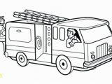 Simple Fire Truck Coloring Page Free Printable Fire Truck Coloring Pages Printable Fire Truck