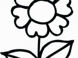 Simple Flower Coloring Pages Flower Color Pages Simple Flower Coloring Sheets Free Coloring Pages