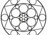 Simple Mandala Coloring Pages Printable Big Bundle Of Simple Mandala Coloring Pages Printable