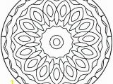 Simple Mandala Coloring Pages Printable Coloring Pages Mandala Simple Easy Printable Mandala Coloring Pages