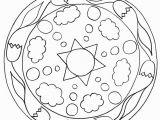 Simple Mandala Coloring Pages Printable Free Printable Mandalas for Kids Best Coloring Pages for Kids