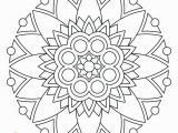 Simple Mandala Coloring Pages Printable Simple Mandalas to Print and Color Simple Mandala Coloring Pages