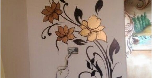 Simple Outdoor Wall Murals مود رن