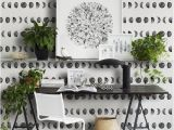 Simple Wall Mural Designs Moon Phases Removable Wallpaper Geometric Wall Mural Simple Wall