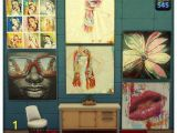 "Sims 3 Wall Murals Lintharas Sims 4 Paintings ""touch Of Colours"" and Paintings"