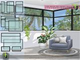 Sims 3 Wall Murals Nynaevedesign S Lyne Build Set V Half and Quarter Windows