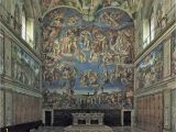 Sistine Chapel Wall Mural Building History and Architectural Details Of the Sistine Chapel