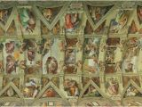 Sistine Chapel Wall Mural Ceiling Of the Sistine Chapel Article