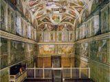 Sistine Chapel Wall Mural Sistine Chapel