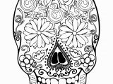 Skeleton Coloring Page for Kids Coloring Book Sugar Skull Coloring Pages for Kids Free Day