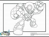 Skylanders Giants Coloring Pages Crusher Eye Brawl Coloring Page Skylander Coloring Pages Printable Coloring