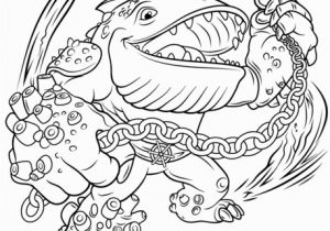 Skylanders Giants Thumpback Coloring Pages Skylanders Giants Thumpback Coloring Page Free Printable Coloring