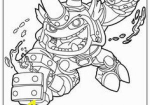 Skylanders Swap force Coloring Pages Stink Bomb 20 Best Skylanders Images On Pinterest