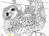 Sloth Coloring Pages for Kids Pin by Keiti On Adult Coloring Books