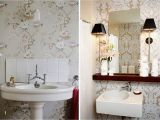 Small Bathroom Wall Murals 47 ] Wallpaper Patterns for Bathrooms On Wallpapersafari
