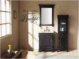 Small Bathroom Wall Murals Amazon Gtrsa Be Your Own Kind Of Beautiful Bathroom