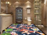 Small Bathroom Wall Murals Lwcx Custom Mural 3d Flooring Picture Pvc Self Adhesive