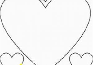 Small Heart Coloring Pages Heart Coloring Page