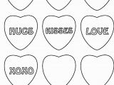Small Heart Coloring Pages Small Heart Coloring Pages Unique Conversation Heart Coloring Page