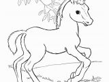Small Horse Coloring Pages Free Printable Horse Coloring Pages for Kids