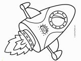 Small Rocket Ship Coloring Page Rocket Ship Outline Image Group 70