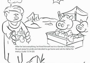 Smile now Cry Later Coloring Pages Coloring the Prodigal son Coloring Pages