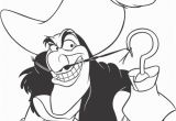 Smile now Cry Later Coloring Pages Peter Pan S Captain Hook Coloring Page