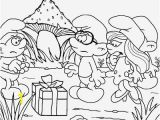 Smurf House Coloring Pages Lets Coloring Book Smurfs Coloring Books for Teenagers Smurf Free