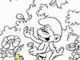 Smurfs Coloring Pages to Print Out 156 Best Smurf Coloring Pages Images On Pinterest