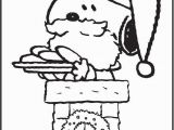 Snoopy and Woodstock Christmas Coloring Pages Charlie Brown Christmas Coloring Pages