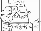 Snoopy and Woodstock Christmas Coloring Pages Snoopy Christmas Coloring Pages at Getcolorings