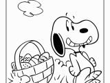Snoopy St Patrick S Day Coloring Pages Snoopy Easter Eggs Coloring Sheet